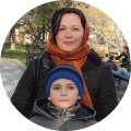 Родители Борисова Александра (10 лет)