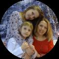 Людмила Филиппова, мама Влады и Ольги