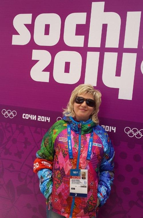 Sochi 2014: Anglikana's reflections